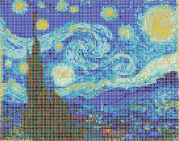 mosaic tile designs mosaic tile pattern starry night google search mosaics