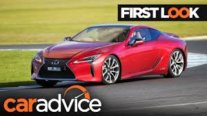 lexus yamaha v8 2017 lexus lc500 review caradvice youtube