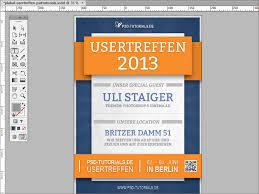 plakate designen poster erstellen in indesign strahleneffekt indesign tutorials de