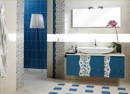modern bathroom designs modern bathroom blue tile caruba info