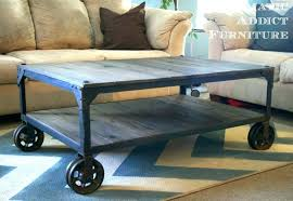 round coffee table with casters coffee table on caster caster coffee table casters coffee table