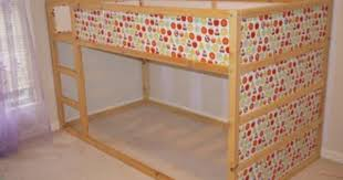 awesome ikea hack kura kids bed idea now if i can find some
