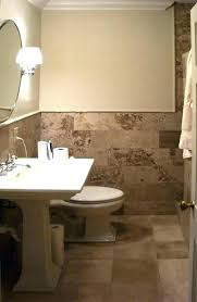 bathroom shower wall tile ideas bathroom half wall tile ideas pictures of bathrooms with tile walls