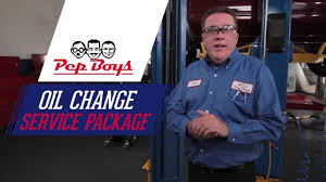 pep boys black friday oil change at pep boys