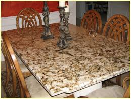 Granite Kitchen Table Mesmerizing Granite Dining Room Table And - Granite kitchen table