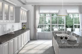 grey kitchen cabinets with granite countertops grey quartz countertop ideas and inspirations caesarstone us