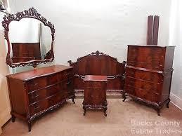 1940s bedroom furniture bedroom vintage mahogany bedroom furniture vintage drexel mahogany