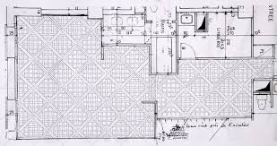 Versailles Floor Plan by Pattern Layout Parquets De Tradition 72