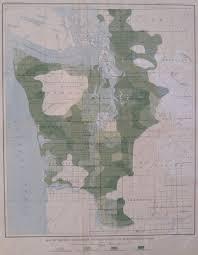 Map Of Western Washington Antique Maps Of Washington