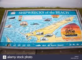 Washington State Detailed Map Stock by Shipwrecks Map Mouth Of The River Columbia Long Island