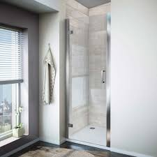 Infold Shower Door by Pivot Shower Doors Hinged Shower Door Victorian Plumbing