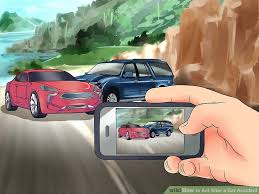 how to act after a car accident with pictures wikihow