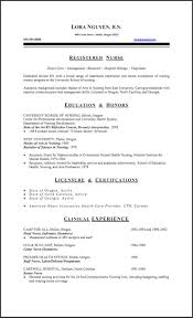 Best Resume Sample For Nurses by Key Skills For Nursing Resume Resume For Your Job Application