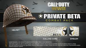 World At War Map Packs by Call Of Duty Ww2 Beta Ps4 Xbox One Zombies Release Date
