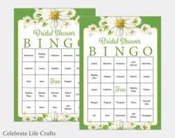 wedding words for bingo 100 falling in wedding bingo cards fall bridal shower