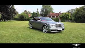 bentley brooklands bentley brooklands coupe red interior marlow cars youtube