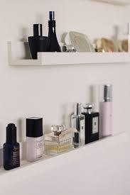 storage ideas for bathroom best 25 perfume storage ideas on pinterest perfume organization