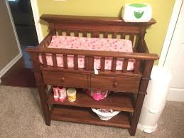 Bassett Changing Table Bassett Baby Furniture Changing Table Furniture In Dallas Nc