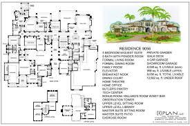 480 square feet floor plans 7 501 sq ft to 10 000 sq ft planos de casas en