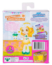 amazon com happy places shopkins season 2 doll single pack daisy