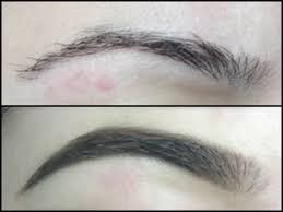 longest lasting waterproof eyebrow routine ft makeup forever aqua brow you