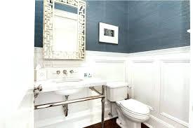 bathroom ideas with beadboard bathroom wainscoting height vibrant bathroom wainscoting height