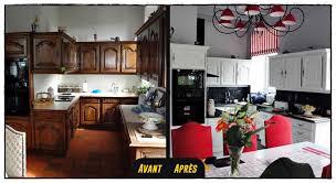 cuisine avant apr relooking relooking cuisine avant après idées de décoration à la maison