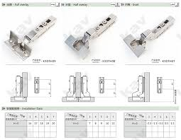 European Hinges For Kitchen Cabinets How To Fit Concealed Cabinet Door Hinges Monsterlune