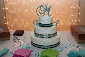 rhinestone monogram cake topper monogrammed cake toppers peukle site