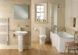 Contemporary Bathrooms Contemporary Bathroom Suite Bath Decors