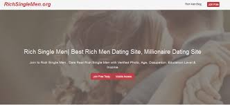 The Best and Largest Millionaire Dating site in the world for     RichSingleMen org is the largest and the best rich men dating sites where individuals have been coming to fall in love over and over