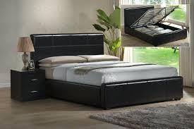 king size bed frame with storage singapore walmart canada menards