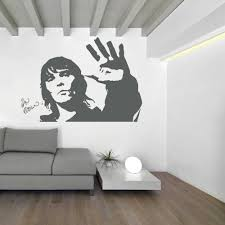 aliexpress com buy ian brown stone roses wall art sticker mural aliexpress com buy ian brown stone roses wall art sticker mural vinyl decal music stickers living room bedroom wall stickers for kids room d546 from