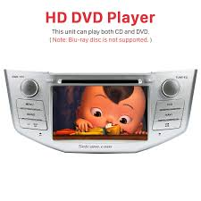 quad core android 5 1 1 in dash dvd gps system for 2004 2012