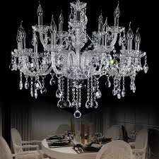 Modern Large Chandelier Captivating Chandeliers Hotel Clear Large
