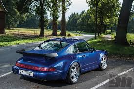 porsche 964 wide body 964 turbo 3 6 archives passion porschepassion porsche