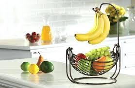 wall fruit basket banana hanger fruit bowl wall mounted fruit basket kitchen