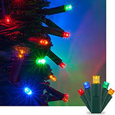 christmas light s 300 count mini multi color