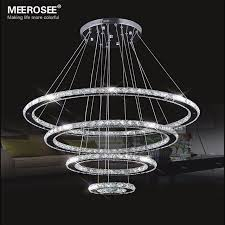 diamond chandelier led chandeliers modern stainless steel light led room