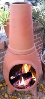 Ceramic Firepit All About Chiminea Pits