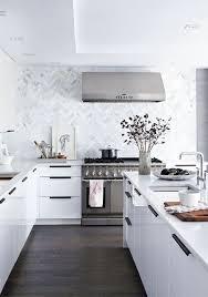 white kitchen backsplashes modern innovative white kitchen backsplash 50 best kitchen