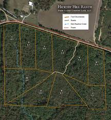 River Ranch Florida Map by Tennessee Land For Sale In Decatur County Hickory Hill Ranch