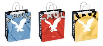 american eagle shopping bag hint creative creative agency
