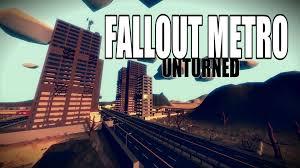 Fallout 3 Metro Map by Fallout Metro Map Showcase Unturned 3 12 1 0 Youtube