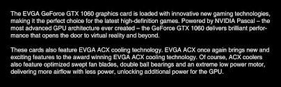 black friday deals for graphics cards amazon com evga geforce gtx 1060 3gb gaming acx 2 0 single fan