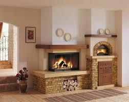 camino a legna usato gallery of caminetti caminetto gubbio con forno da palazzetti
