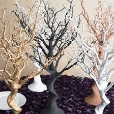 tree branch centerpieces manzanita tree group2