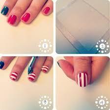 easy nail tutorials for short nails nails gallery