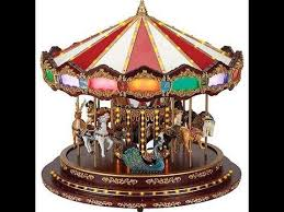 mr gold label collection royal marquee carousel