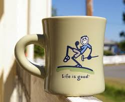 Coolest Coffe Mugs Details About Pink Life Is Good Coffee Mug Take Your Love
